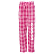 BELEG - F20Y Youth Team Pride Fashion Flannel Pants with Pockets